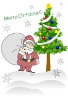 クリスマスフリー