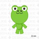 かわいいカエルのキャラクター15種