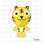 かわいい虎キャラ15種類