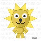 かわいいライオンキャラクター15種類