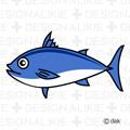 魚キャラクター
