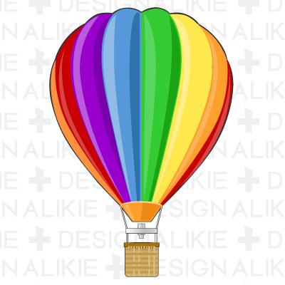 熱気球クリップアートとストックイラスト。16,  …