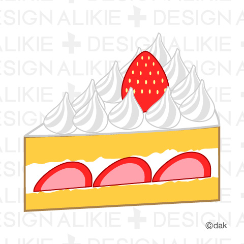 Strawberry shortcake free material