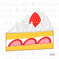Strawberry shortcake free material