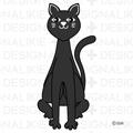 黒猫イラスト フリー