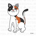 三毛猫フリー