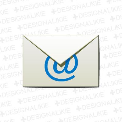 Eメール Eメールのイラスト素材メールアイコンのイラストです。 お問い合わせなど... Eメール