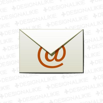 Eメール Eメールのイラスト素材 イラストイメージ