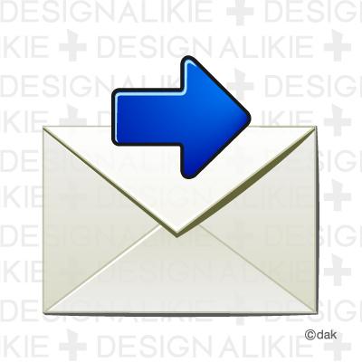 Sending Mail Clip Art