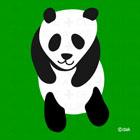 ゆるキャラのパンダ