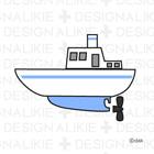 Free ship illustration