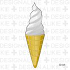 ソフトクリームアイス