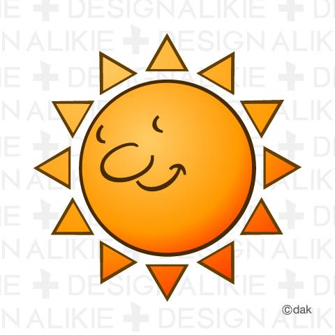 Gentle sun