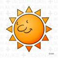 やさしい太陽