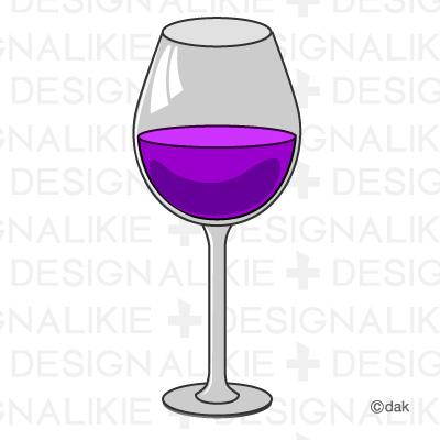 Similiar Wine Glass Illustration Keywords