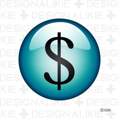 ドルマーク ドルマークのイラスト素材|dakIMG(ダックイメージ)