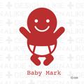 赤ちゃんマーク