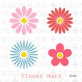 Flower Mark Free