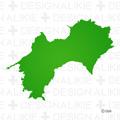 四国地図フリー