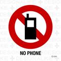 携帯電話禁止マーク