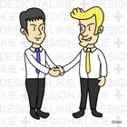 握手 ビジネス