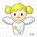 天使アイコン