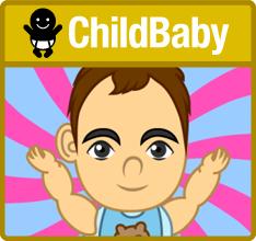 赤ちゃん似顔絵